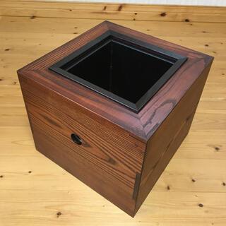箱火鉢(陶芸)