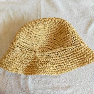ムジルシリョウヒン(MUJI (無印良品))の無印良品 ベビー 帽子(帽子)