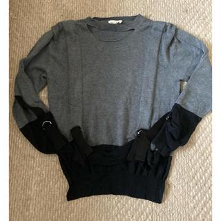 ヴィヴィアンウエストウッド(Vivienne Westwood)の‼️最終価格‼️ヴィヴィアンウエストウッドアングロマニア ベルトデザインニット(ニット/セーター)