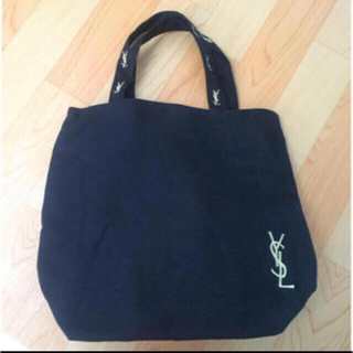 イヴサンローランボーテ(Yves Saint Laurent Beaute)の新品 未使用 イヴサンローラン エコ トート キャンバス バッグ(トートバッグ)