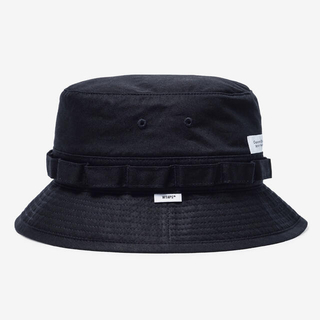 W)taps - JUNGLE /  HAT / COTTON. WEATHER Sサイズ
