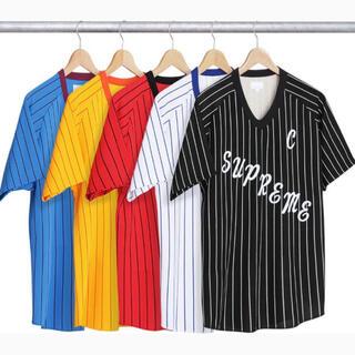 シュプリーム(Supreme)のSupreme A.D Baseball Jersey(ジャージ)