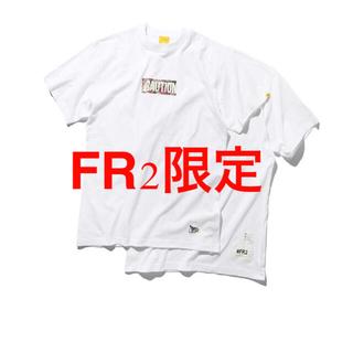 ヴァンキッシュ(VANQUISH)の[超限定]清水里香着用FR2✖️teamLab Tシャツ(Tシャツ/カットソー(半袖/袖なし))