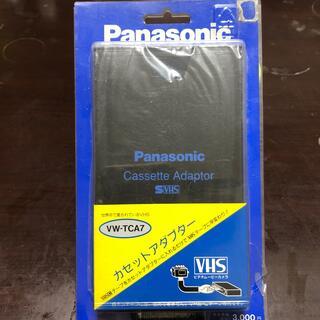 パナソニック(Panasonic)のPanasonic カセットアダプター VWーTCA7(映像用ケーブル)