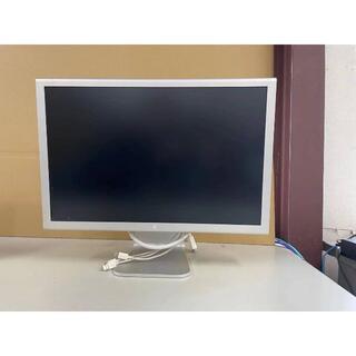 アップル(Apple)のApple A1082 液晶モニター Cinema HD Displayジャンク(ディスプレイ)