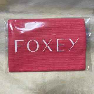 フォクシー(FOXEY)のフォクシー ノベルティ ティッシュケース(ポーチ)