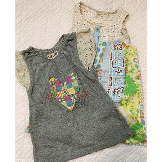 チップトリップ(CHIP TRIP)のチュニック&Tシャツ 110(Tシャツ/カットソー)