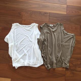フレイアイディー(FRAY I.D)のKATE様専用ホワイトのみ(Tシャツ(半袖/袖なし))