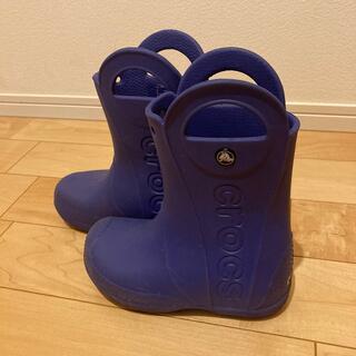 クロックス(crocs)のクロックス 長靴 キッズレインブーツ (長靴/レインシューズ)