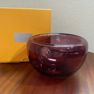 スガハラ(Sghr)のスガハラ エアーリップ 抹茶碗、ボウル(グラス/カップ)