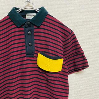 オニツカタイガー(Onitsuka Tiger)の美品 Onitsuka Tiger × ANDREA POMPILIOポロシャツ(ポロシャツ)