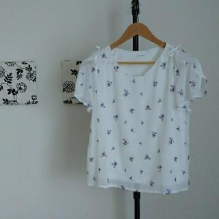 ハニーズ(HONEYS)のハニーズ 刺繍入り プルオーバー(シャツ/ブラウス(半袖/袖なし))