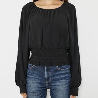 リエンダ(rienda)のrienda マルチスリーブTOP(Tシャツ/カットソー(七分/長袖))
