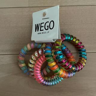 ウィゴー(WEGO)のゴム(ヘアゴム/シュシュ)