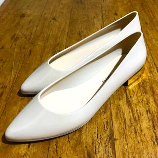 オリエンタルトラフィック(ORiental TRaffic)のレインパンプス サイズ40(24.5〜25)(レインブーツ/長靴)