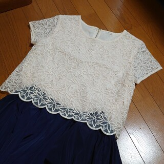 テチチ(Techichi)のテチチ レーストップス(Tシャツ(半袖/袖なし))
