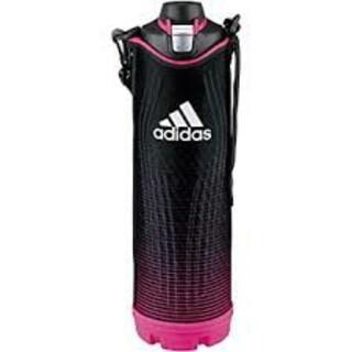 アディダス(adidas)の adidas タイガー ステンレスボトル 水筒1.5L(ピンク)(弁当用品)