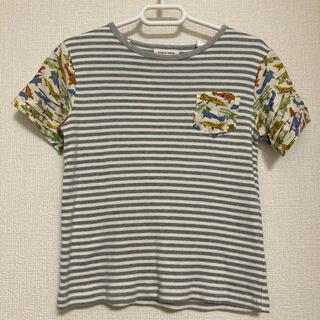 センスオブワンダー(sense of wonder)のセンスオブワンダー リバティtシャツ 120(Tシャツ/カットソー)