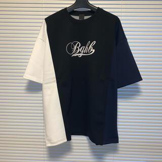 BAGARCH  パネルスウィッチングTシャツ(Tシャツ/カットソー(半袖/袖なし))