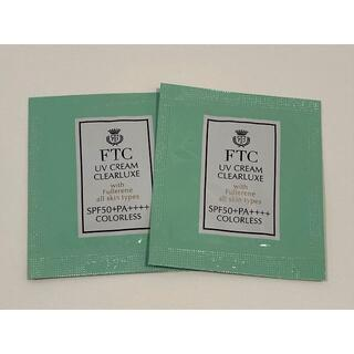 エフティーシー(FTC)のFTC UVクリーム クリアリュクス(化粧下地)
