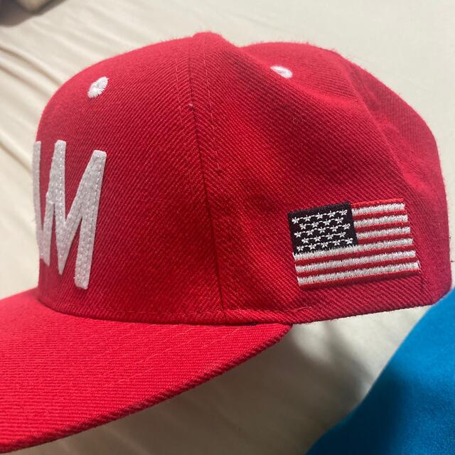 IN4MATION(インフォメーション)のIN4MATION キャップ メンズの帽子(キャップ)の商品写真