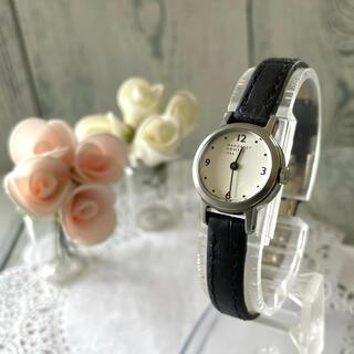 マーガレットハウエル(MARGARET HOWELL)の【動作OK】MARGARET HOWELL 腕時計 ラウンド シルバー(腕時計)