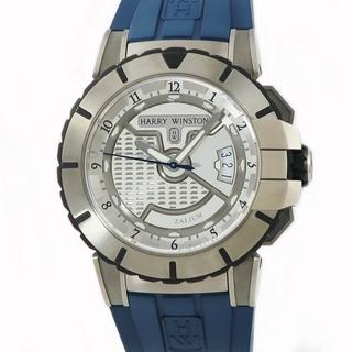 ハリーウィンストン(HARRY WINSTON)のハリーウィンストン  オーシャンスポーツ オートマチック OCSAHD4(腕時計(アナログ))