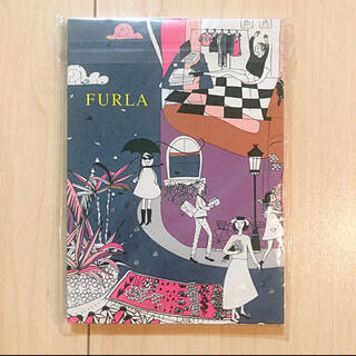 Furla - FURLA フルラ メモ帳