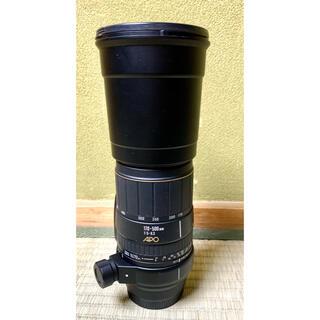 シグマ(SIGMA)のソニー用 SIGMA 170-500mm F5-6.3 APO 後期型(レンズ(ズーム))