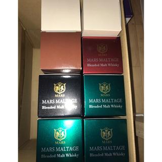 マース(MARS)のマルス 越百 岩井 限定 5本セット MCF WCF ワインカスク(ウイスキー)