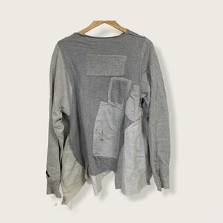 Paul Harnden - proposition Handmade Patchwork jersey