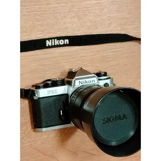 Nikon - Nikon FE2 ニコン SIGMA ZOOM 28-70mm 1:2.8