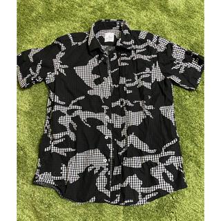 ユニフォームエクスペリメント(uniform experiment)のuniform experiment 迷彩チェック半袖シャツ3fragment(シャツ)