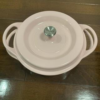 バーミキュラ(Vermicular)のバーミキュラ オーブンポットラウンド 22cm (鍋/フライパン)