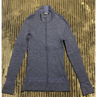 EPOCA(エポカ) 長袖セーター サイズ50 ジップアップ/UOMO