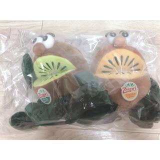 タカラジマシャ(宝島社)の新品 キウイブラザーズ ぬいぐるみ マスコットポーチ(ぬいぐるみ)