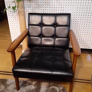 カリモクカグ(カリモク家具)のカリモク60Kチェア(一人掛けソファ)