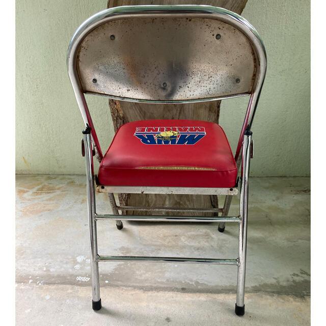 超レアな米軍 パイプイス エンタメ/ホビーのミリタリー(その他)の商品写真