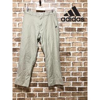 アディダス(adidas)の【超人気】❤アディダス❤ カジュアルパンツ ベージュ チノパン 春 adidas(チノパン)