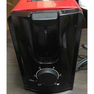 ドウシシャ(ドウシシャ)のドウシシャ ディズニーミッキーデザイン ポップアップトースター(調理機器)
