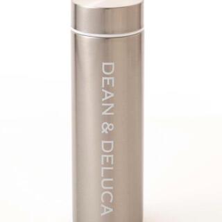 ディーンアンドデルーカ(DEAN & DELUCA)のDEAN&DELUCA ステンレスボトル シルバー(水筒)