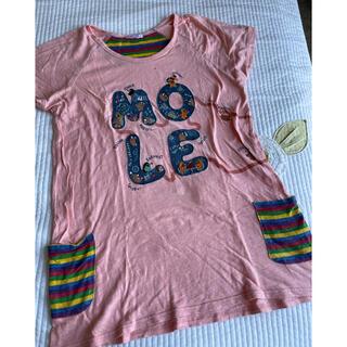 ラフのロングTシャツ(チュニック)