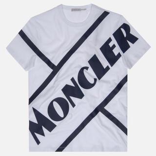 モンクレール(MONCLER)のMoncler Maglia Logo Tee モンクレール Tシャツ(Tシャツ/カットソー(半袖/袖なし))