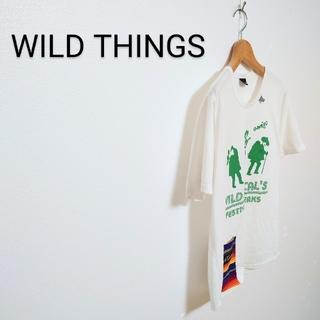 ワイルドシングス(WILDTHINGS)のWILD THINGS ワイルドシングス Tシャツ(Tシャツ/カットソー(半袖/袖なし))