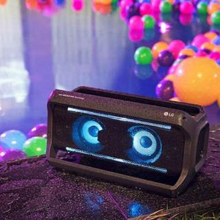 エルジーエレクトロニクス(LG Electronics)のBluetooth 対応 LG XBOOM PK7(スピーカー)