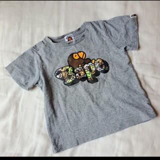 アベイシングエイプ(A BATHING APE)のBAPE マイロ Tシャツ エイプ ベイプ アベイシングエイプ(Tシャツ/カットソー)