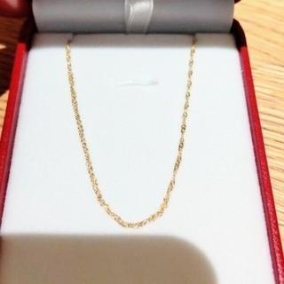 ブロスキー ジュエリーbrosky Jewelry 45cm 10K 新品 未使(その他)