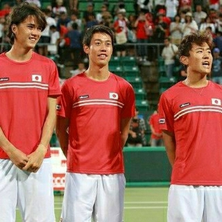 エレッセ(ellesse)のエレッセ テニス 日本代表 Tシャツ〈L〉(ウェア)