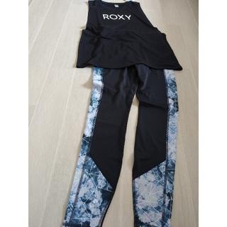 ロキシー(Roxy)のロキシーレギンス  Sサイズ ROXYフィットネスタイツ ヨガ(レギンス/スパッツ)