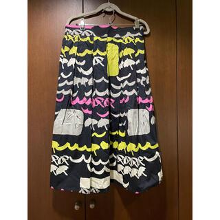 ツモリチサト(TSUMORI CHISATO)の☆美品☆ツモリチサト ロングスカート(ロングスカート)
